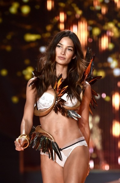 Лили Олдридж Victoria's Secret, девушки, мода, модель, фото