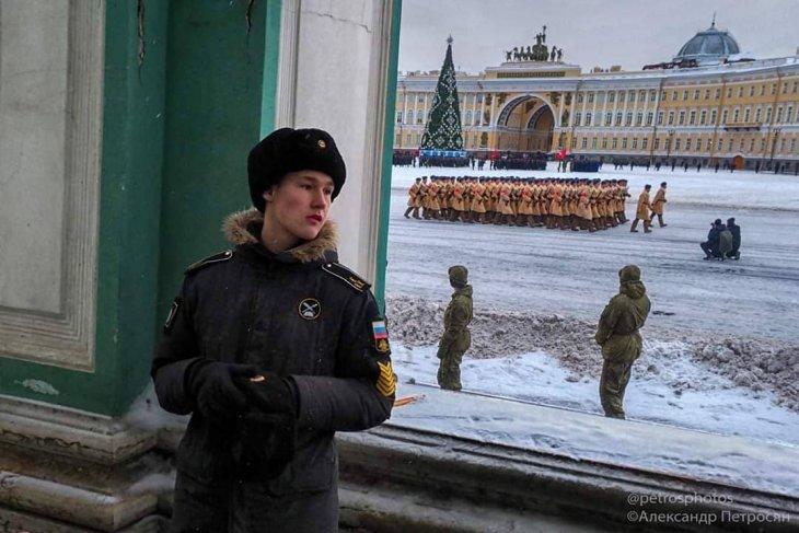 Жизнь Санкт-Петербурга в фотографиях Александра Петросяна