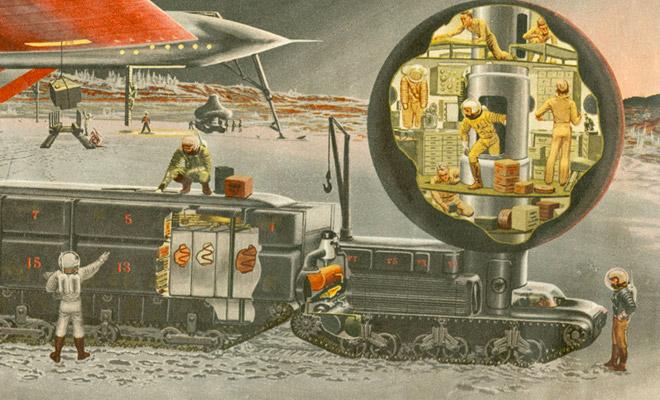 Колонизация Марса: самые яркие проекты