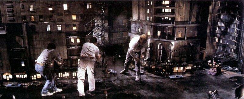 «Бэтмен» (1989) интересно, кино, киносъемки