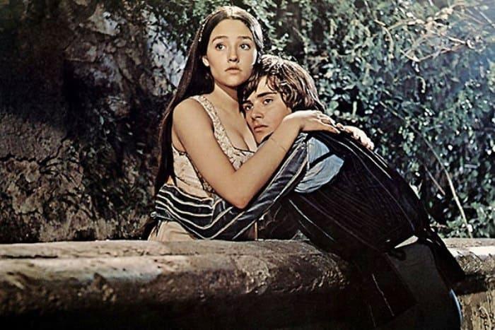 Кадр из фильма *Ромео и Джульетта*, 1968 | Фото: tele.ru