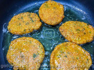 Котлеты из икры карася, жаренные на сковороде кулинария,рыбные блюда