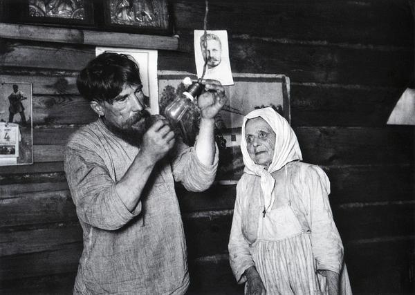Советская Россия в объективе Аркадия Шайхета