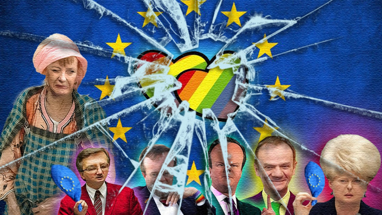 Все побежали и я побежал: Венгрия готовится к выходу из Евросоюза...