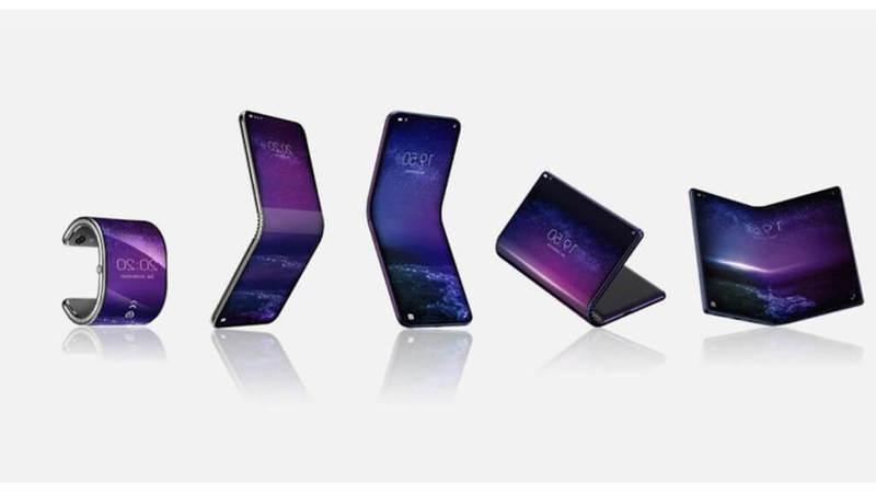 Китайская TCL запатентовала телефон-браслет TCL