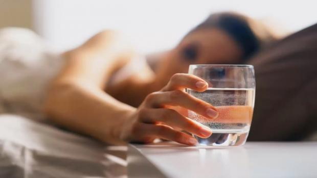Восемь стаканов воды в день …