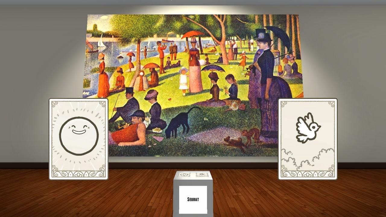 Museum of Parallel Art - играем в ассоциации