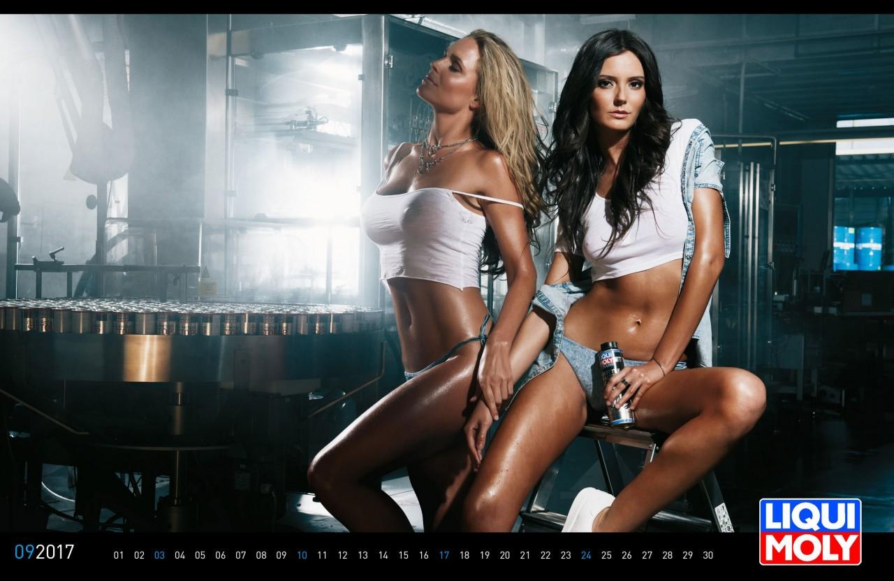 Эротические календари компаний, Эротический календарь страховой компании эрго 30 фотография