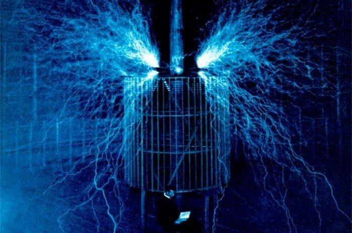 10. Осциллятор Теслы изобретение, никола тесла, технологии будущего, электричество