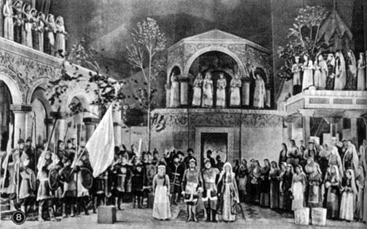 День одного произведения. Опера Спендиарова «Алмаст»