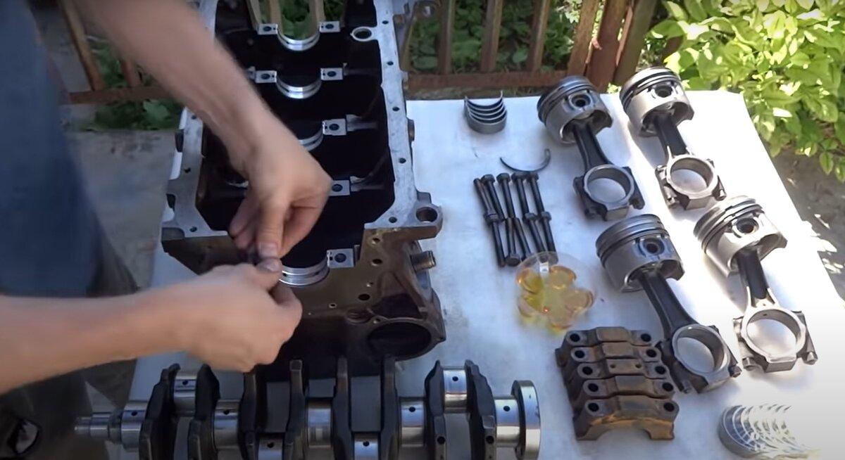 Автомеханик воссоздал двигатель Ибадуллаева и рассказал, каких результатов смог добиться
