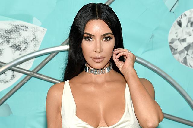 Ким Кардашьян прокомментировала слухи о том, что сделала пластическую операцию носа