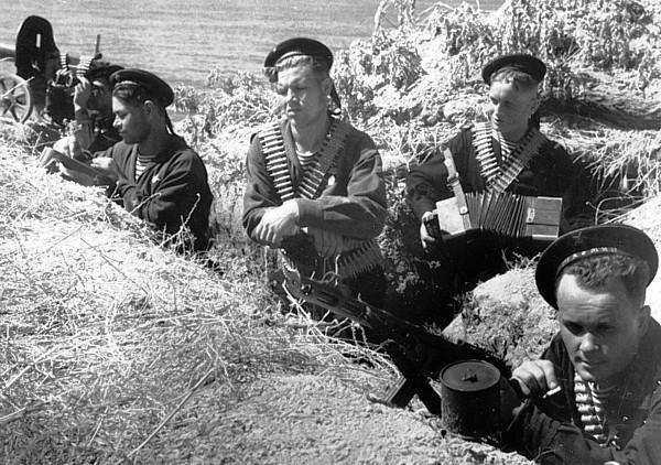 Чем прославились русские морские пехотинцы