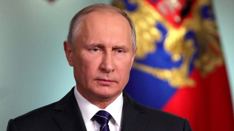 Путин: послание Федсобранию …