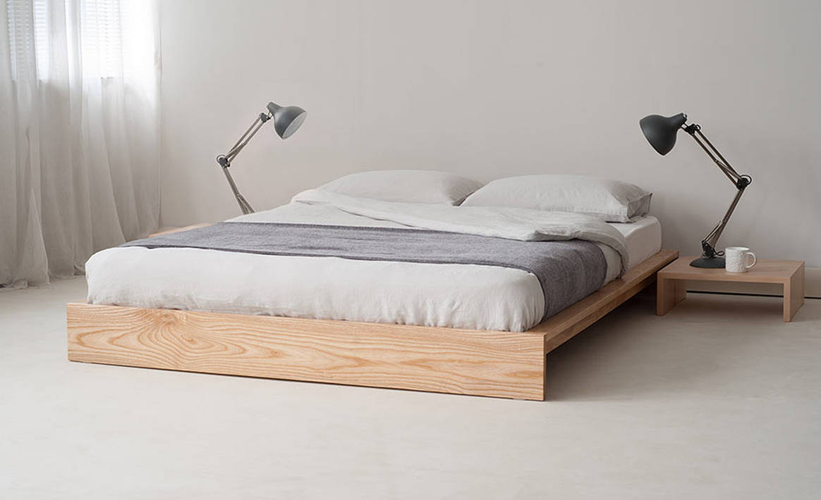 Кровать в полу
