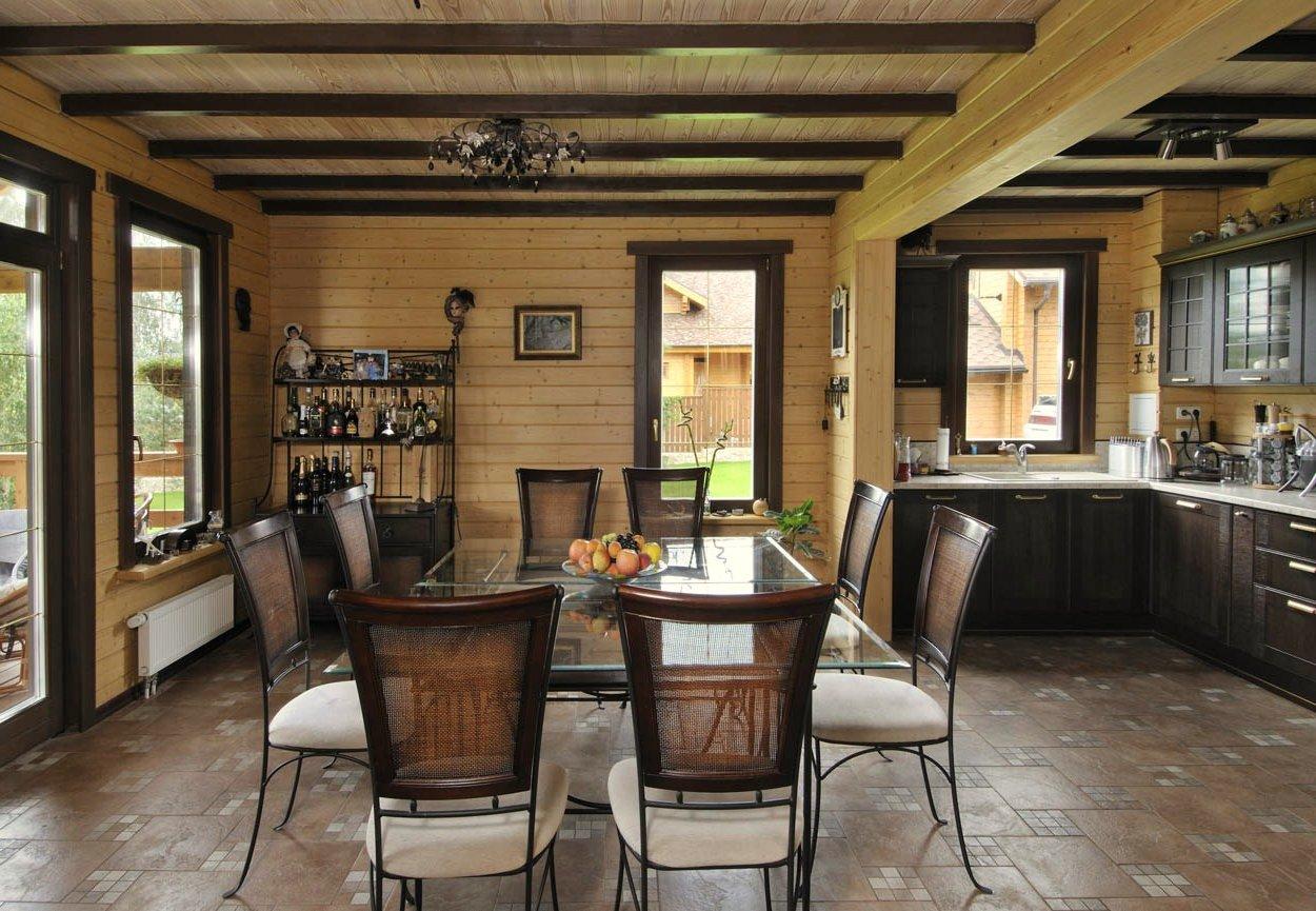 пожелали идеи для деревянного дома фото вот