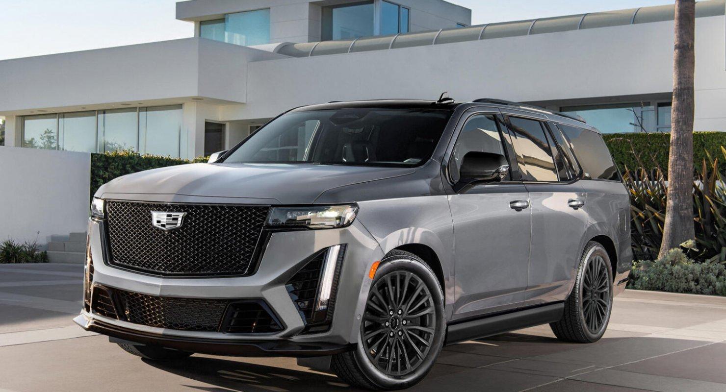 Cadillac Escalade-V Blackwing может пойти по пути Durango Hellcat Автомобили