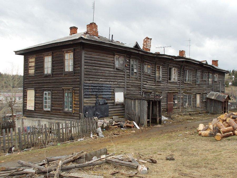 Бараки: как жили многие советские граждане