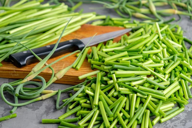 Чесночные стрелки: как на весь год обеспечить свою семью витаминами рецепты