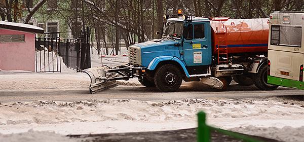 В России перестанут убирать снег с дорог
