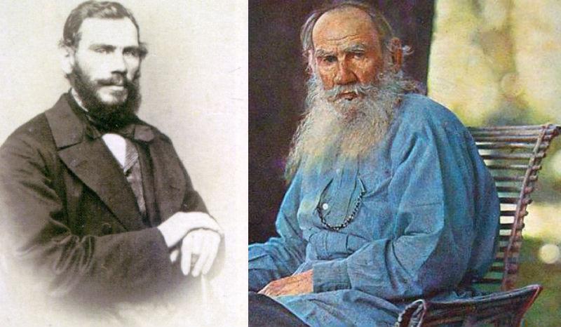 Любопытные факты о жизни Льва Толстого