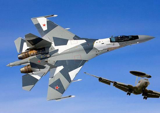 Инцидент Су-35 - AWACS. О ст…