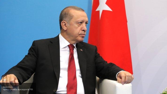 Эрдоган рассказал о скором начале операции Турции в Сирии