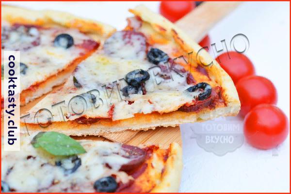 Пицца &171;Пепперони&187;