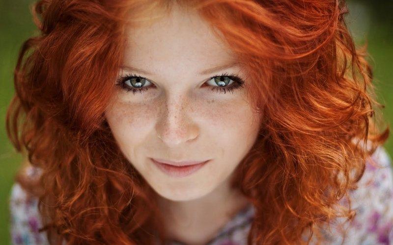 10 фактов о рыжих людях, которые вы, вероятно, не знаете