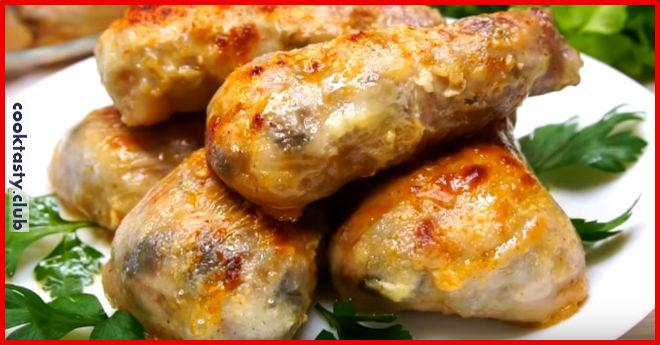 Куриные ножки из духовки: 3 быстрых рецепта