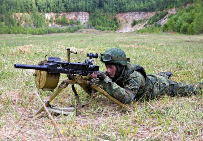 Автоматические гранатомёты: АГС-30 (Россия)