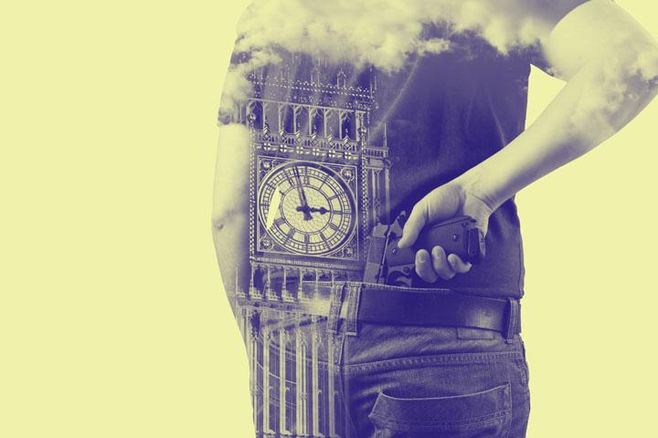 Великобритания на острие террористической угрозы