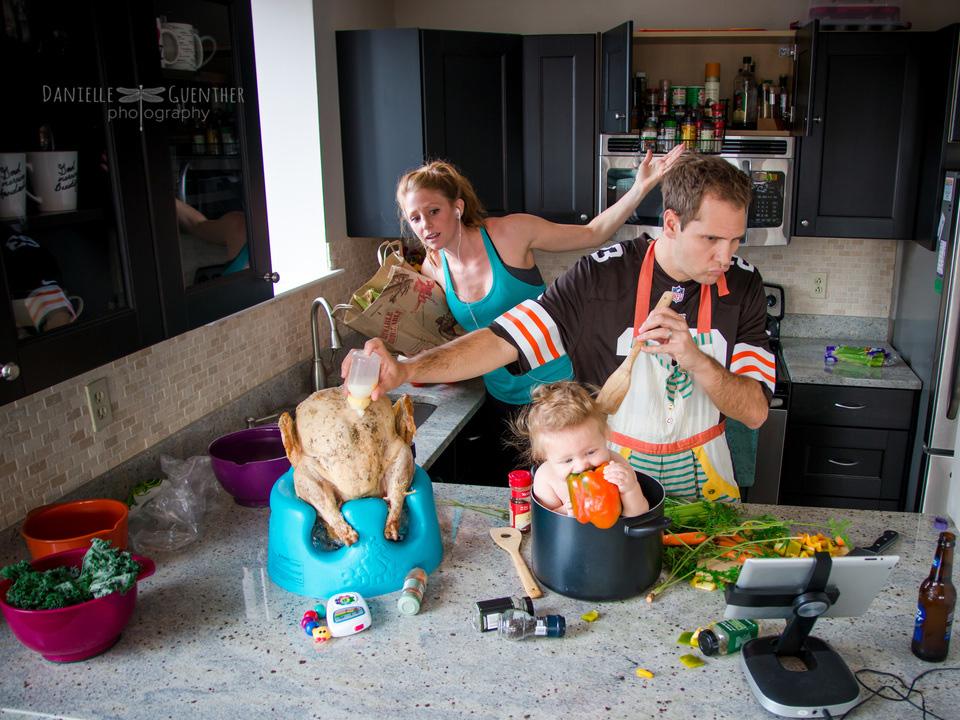 Прикольные картинки про семейную жизнь с двумя детьми мальчиками