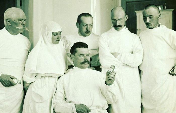 Русские врачи, вписанные в историю науки