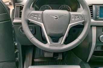 Появилась первое официальное фото «двухпедального» Патриота авто и мото,автоновости,УАЗ