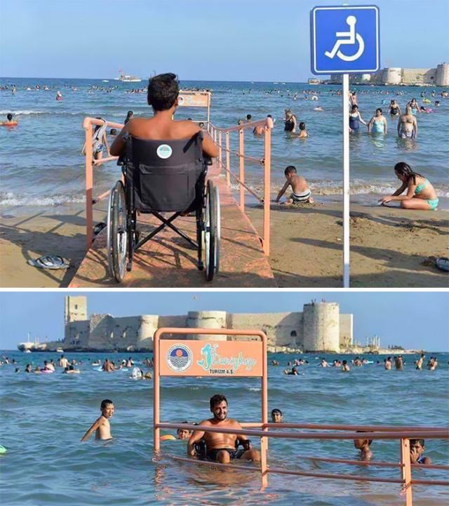 Блестящие изобретения, которые делают этот мир более привлекательным для людей с ограниченными физическими возможностями здоровье,изобретения,люди