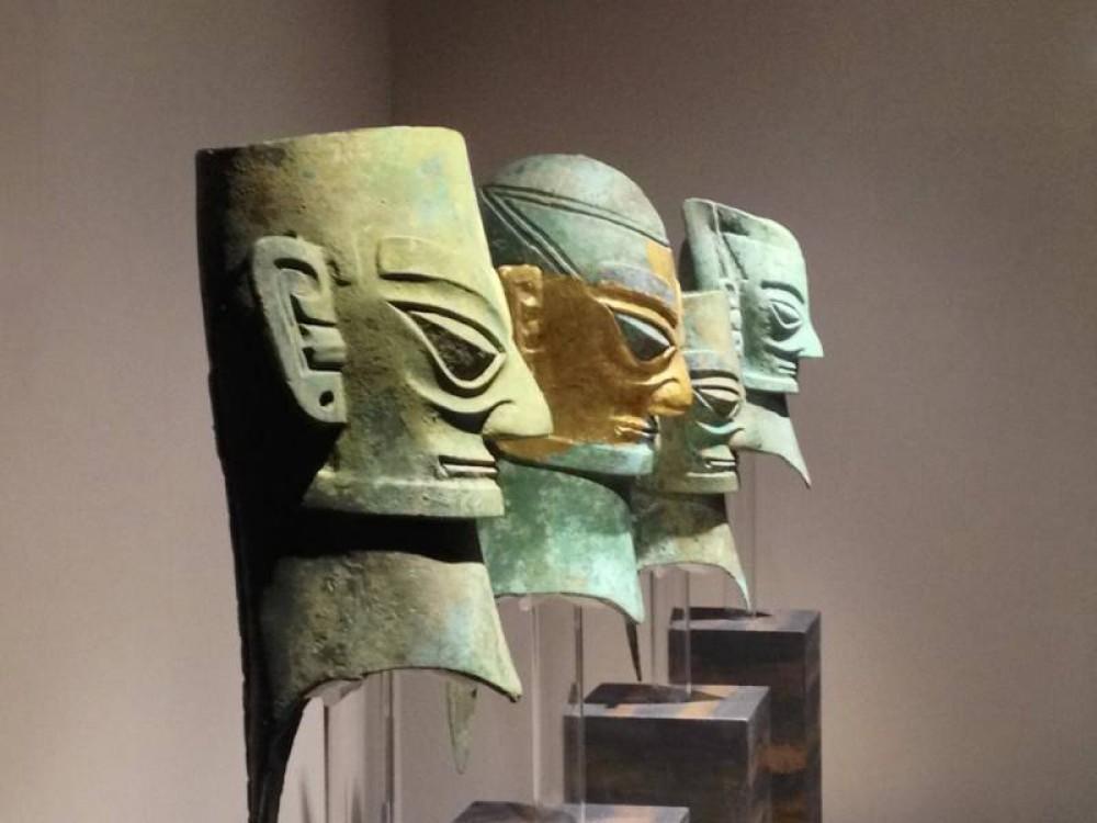 Следы таинственной цивилизации Шу