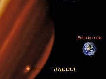 Коллизия космических масштабов