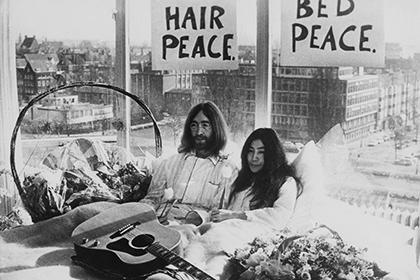 В США снимут фильм про Джона Леннона и Йоко Оно