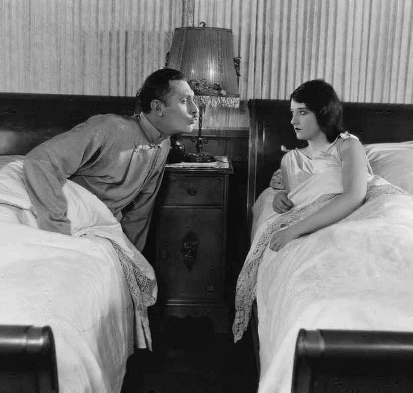 Муж жене в постели излагаете