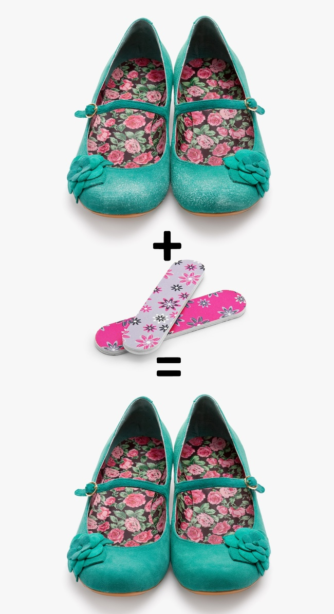 Как сделать так чтобы новая обувь не натирала мозоли 522
