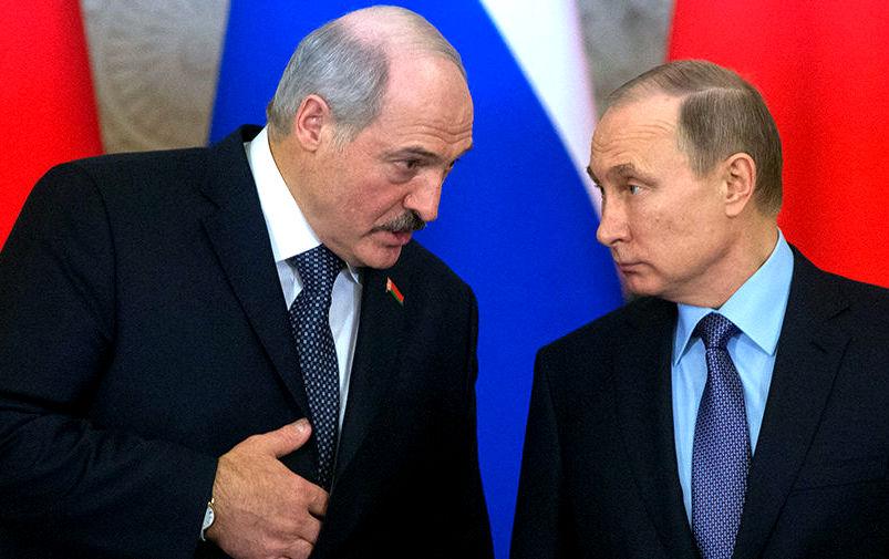 Лукашенко крайне нагло потребовал от Путина снизить цену на газ