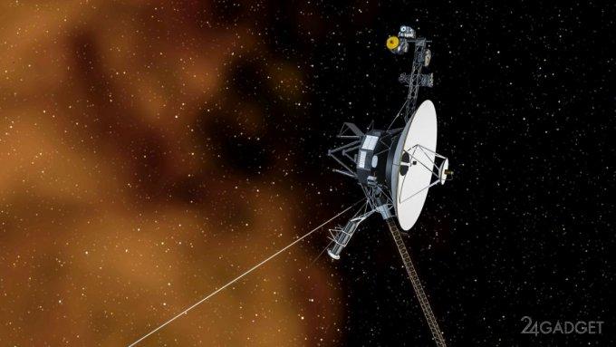 «Вояджер-1» услышал в космической пустоте гул плазмы
