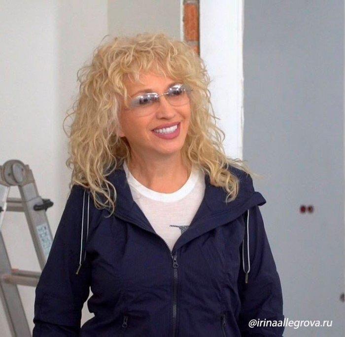 Ирина Аллегрова похвасталась дизайном нового дома