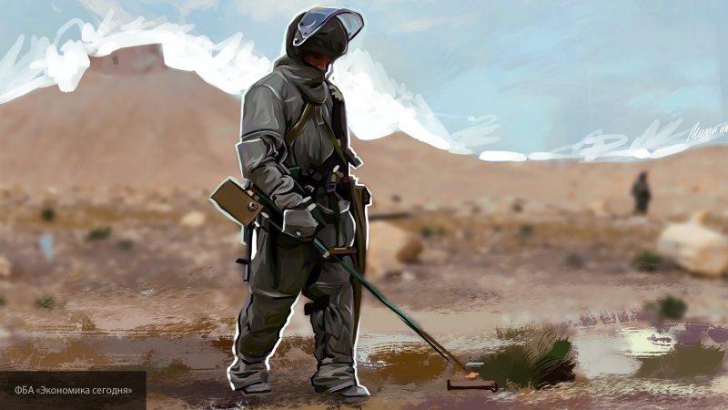 Бактерии станут новым инструментом американцев для поиска мин