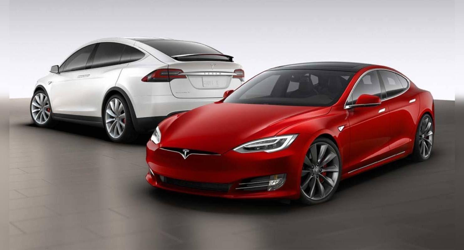 Tesla перед обновлением избавляется от запасов Model S и Model X Автомобили
