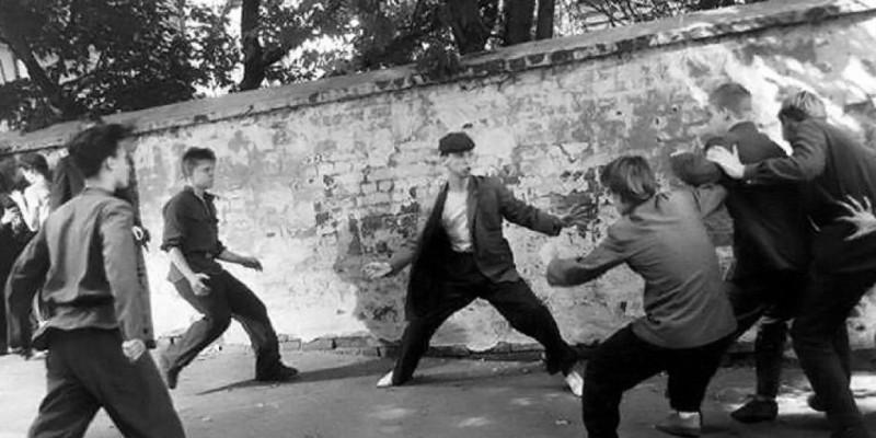 «Чёрные мстители» — самая дерзкая московская банда