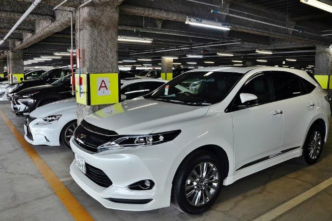 Сколько стоят подержанные авто в Японии