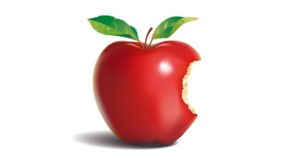 Притча о яблоке для мамы