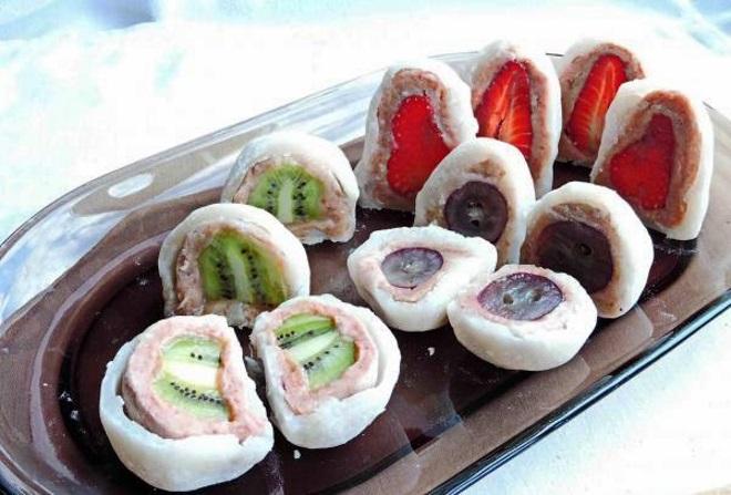 Корейские сладости рецепты с фото